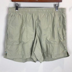 Columbia shorts green Sz M NWOT